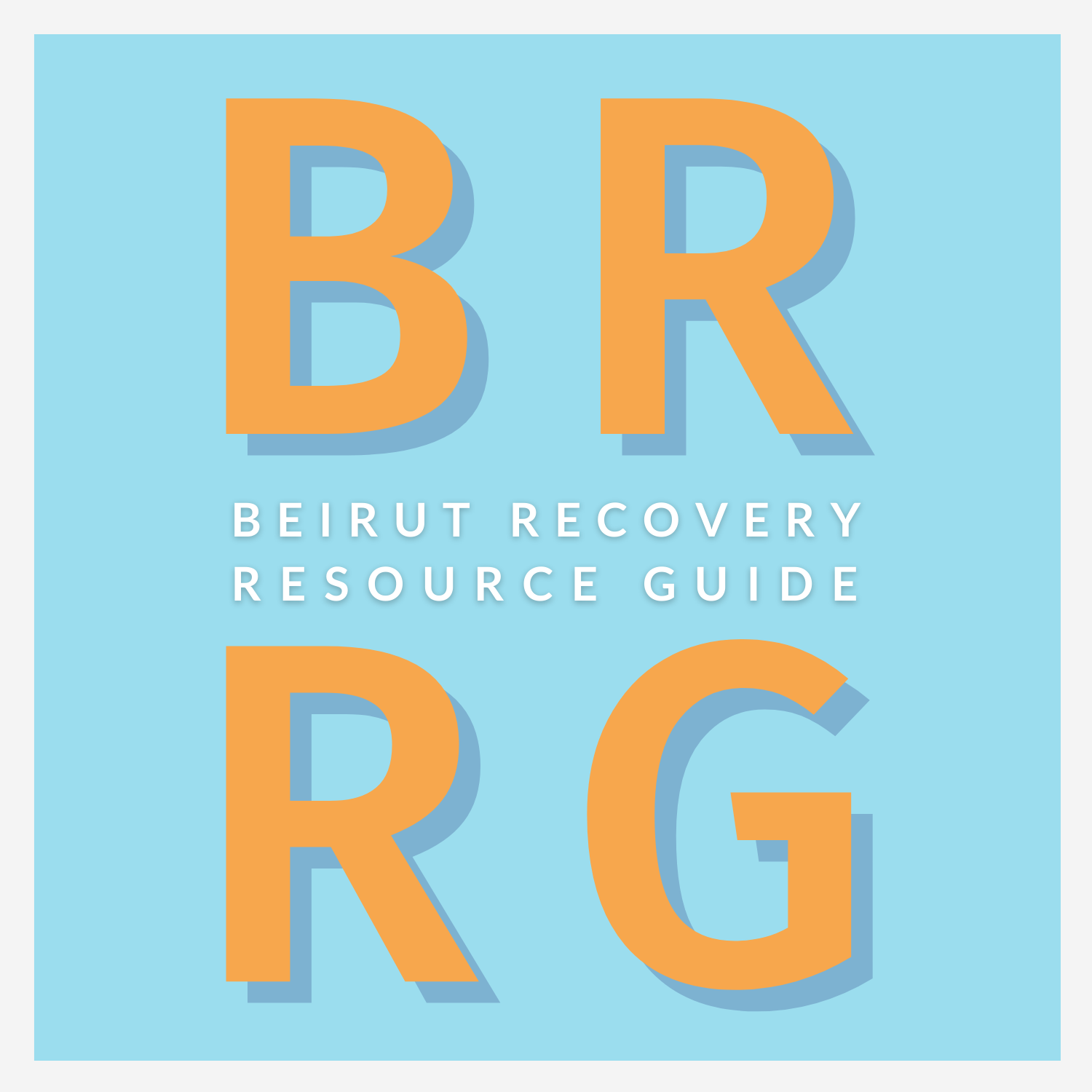 Home Beirut Recovery Resource Guide
